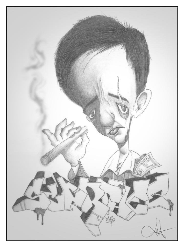 scarface-caricatura-graffiti-mafia-tony-montana-lucas-cabrera-new-design-diseño-lapiz-mano